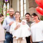 Taufring als Taufgeschenk