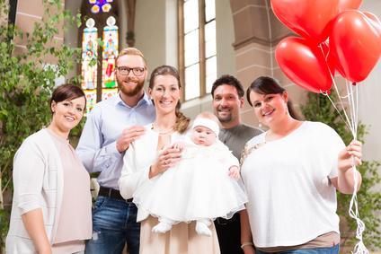 Für die Taufe das richtige Taufgeschenk finden